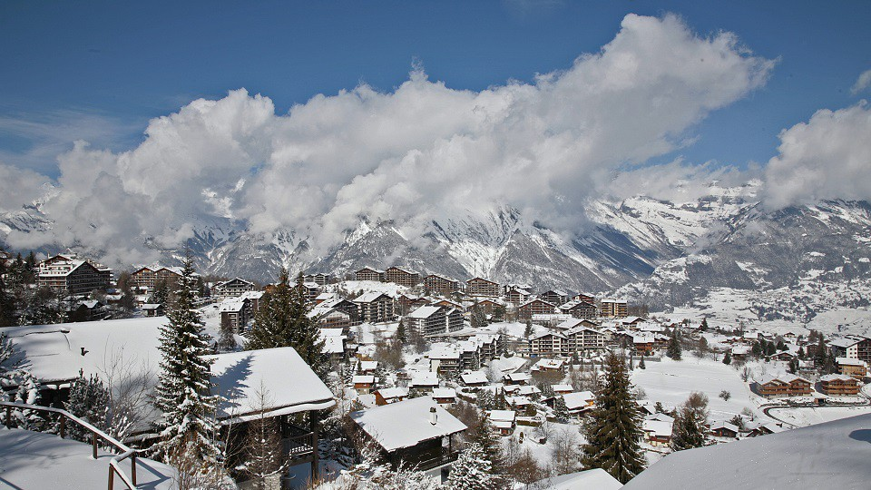 Four Valleys - Nendaz town - ©Jean-Peirre-Guillermin
