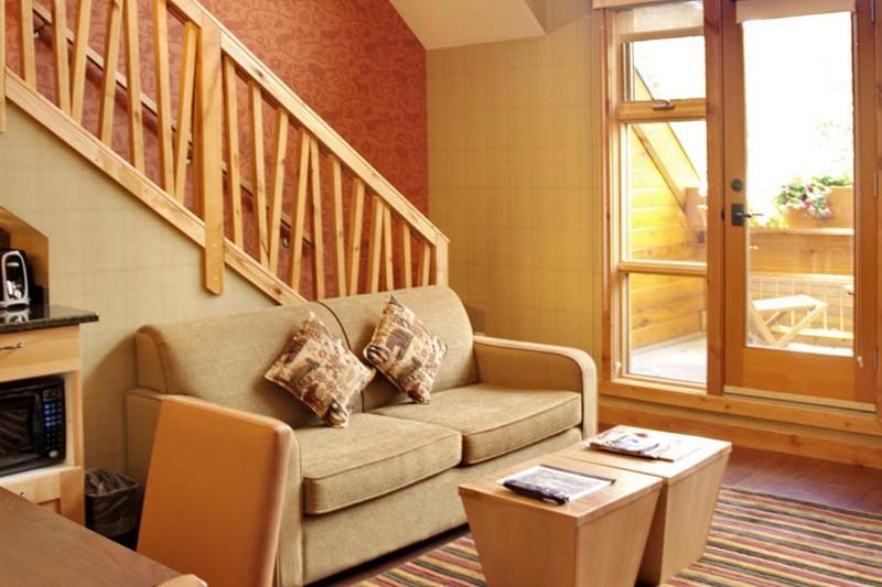 Fox Hotel & Suites, lounge, Banff & Lake Louise
