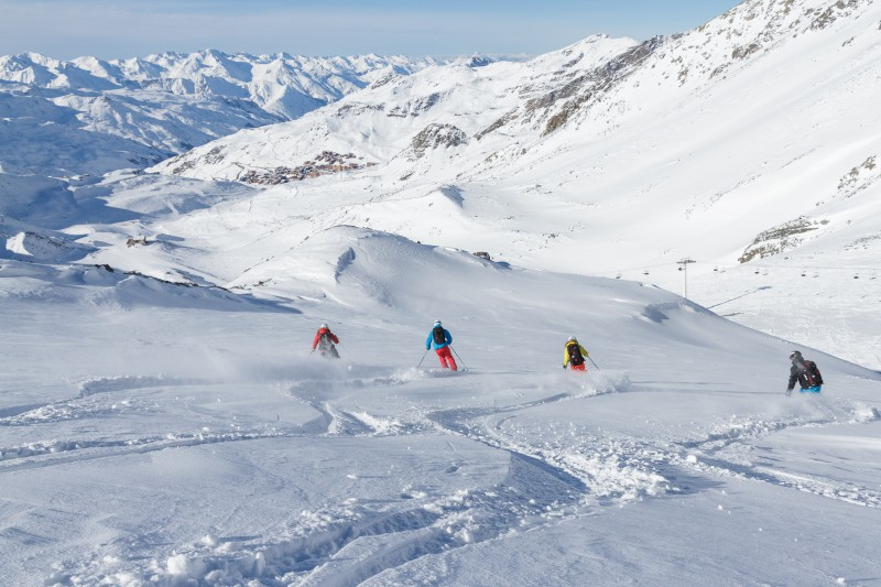 val thorens ski holidays catered ski chalets skiworld