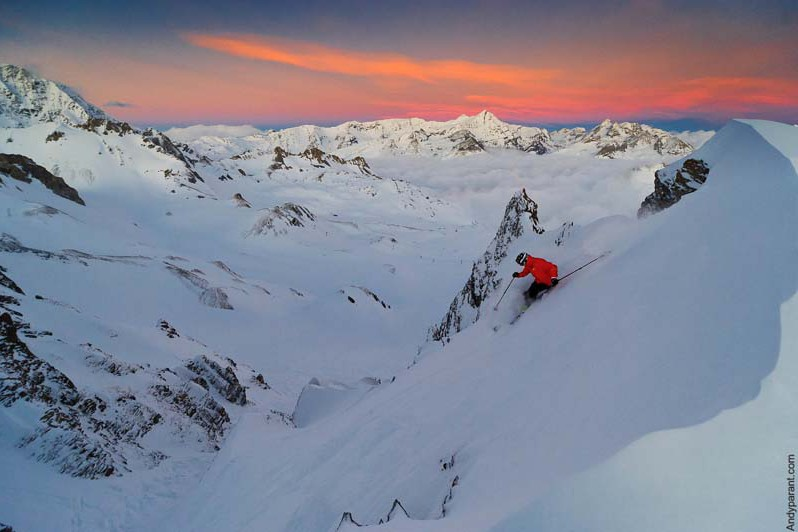 Val-d'Isere France  city pictures gallery : Freeskiing, Val d'Isere, France