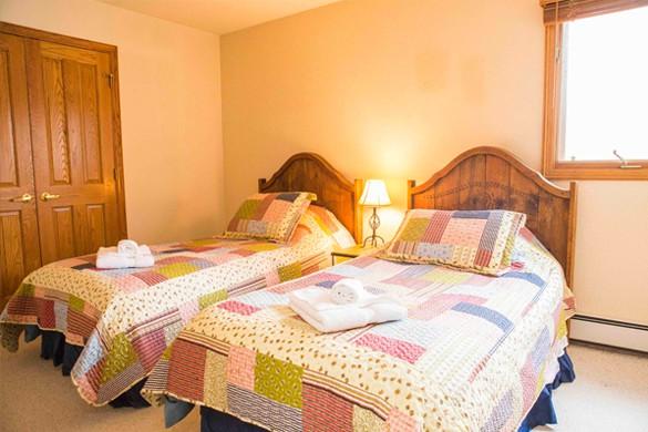 Bedroom in Chalet Gleneagles, Vail
