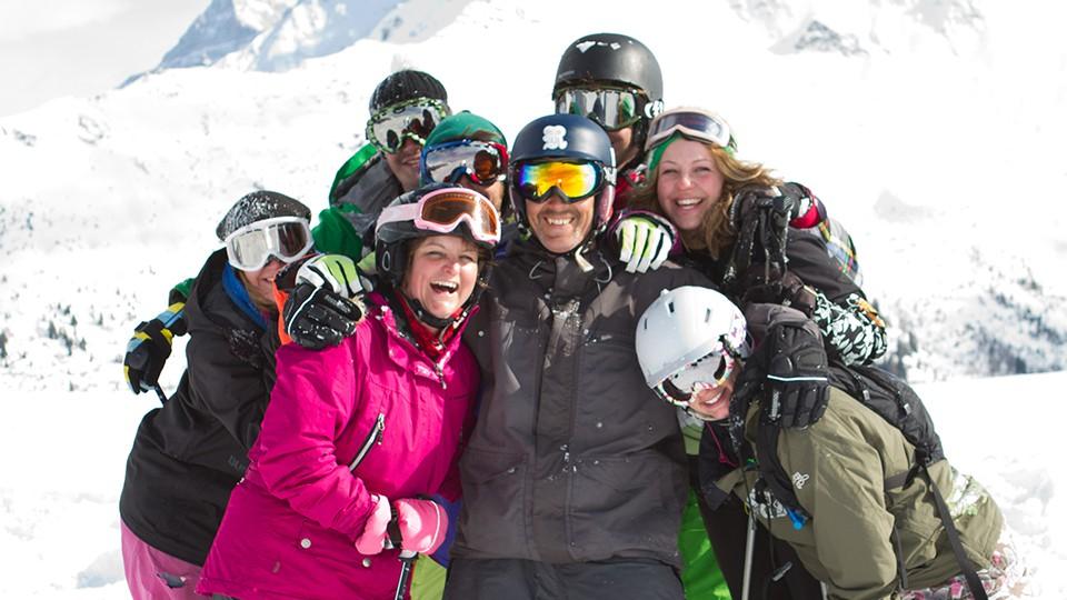 Group Ski Trips