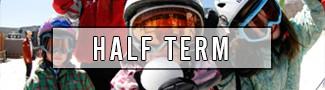 half term ski deals