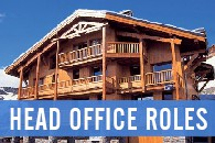head office roles at skiworld