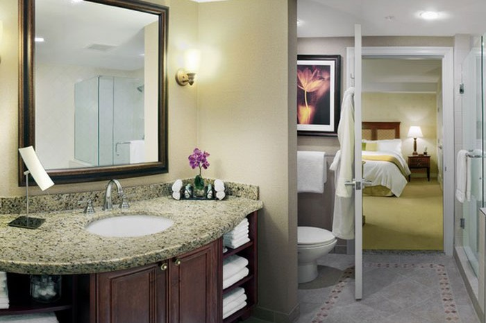Hotel Delta Sun Peaks Resort, bath, Sun Peaks