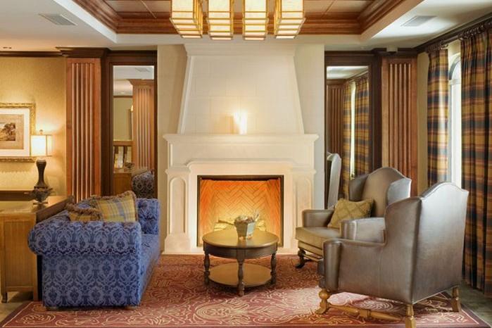 Hotel Delta Sun Peaks Resort, lobby, Sun Peaks