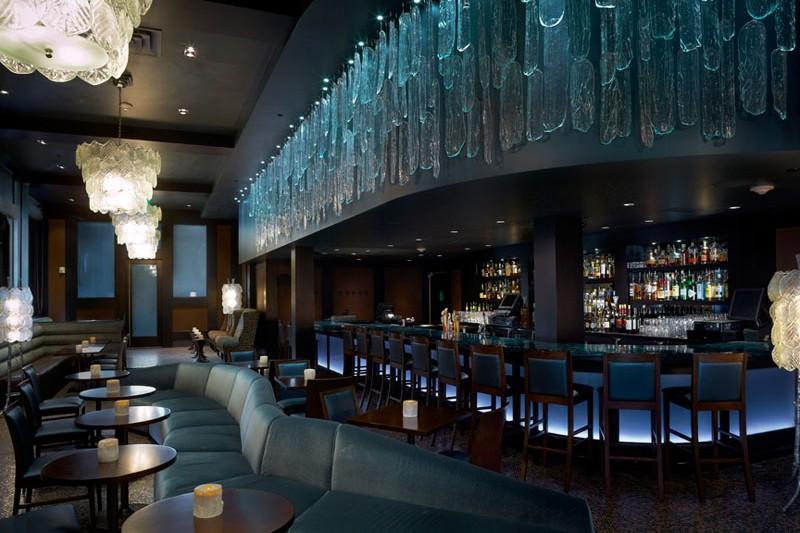 Hotel Sebastian bar, Vail