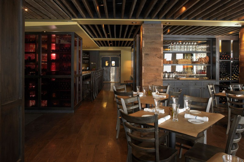 Hotel Terra dining, Jackson Hole