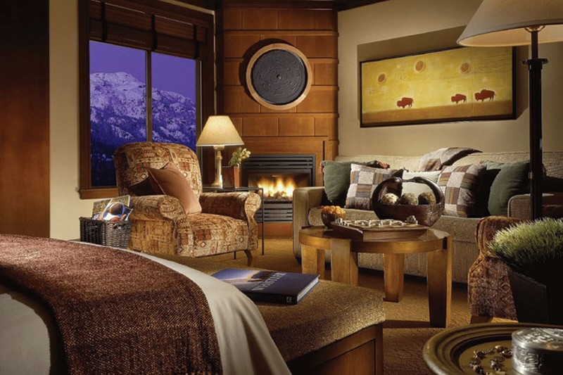 Hotel The Four Seasons Resort Whistler and Residents, bed, Whistler