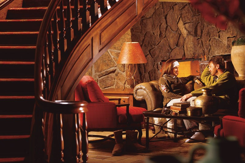Hotel The Lodge at Vail snug, Vail