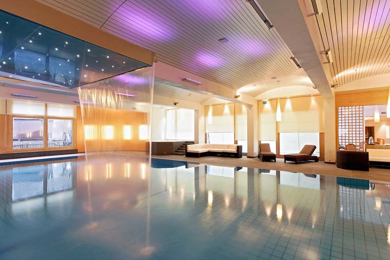 Hotel Zermatterhof, swimming pool