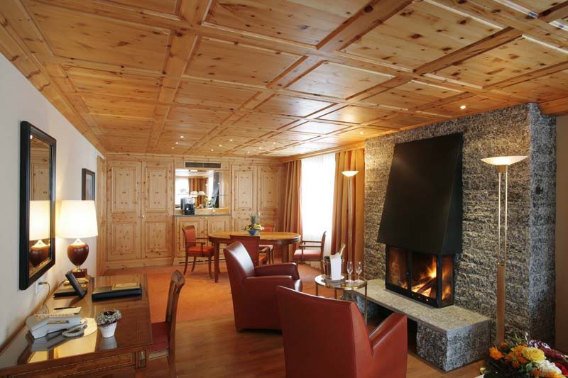 Hotel Zermatterhof, suite