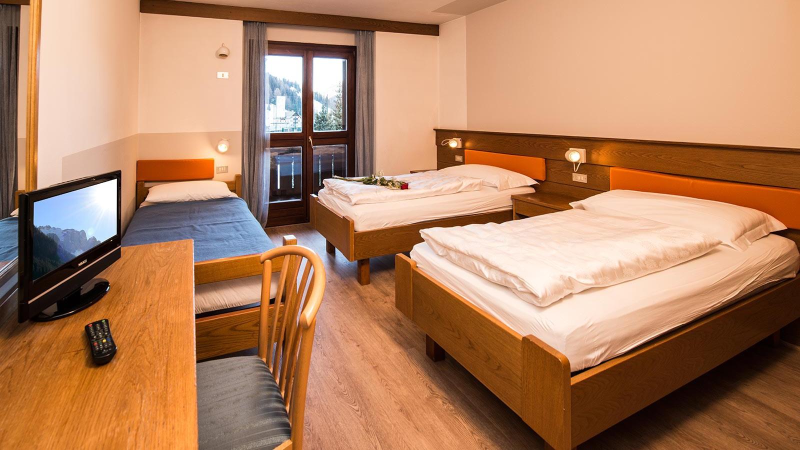 Hotel Alpin Haus, Selva Val Gardena - Standard Room