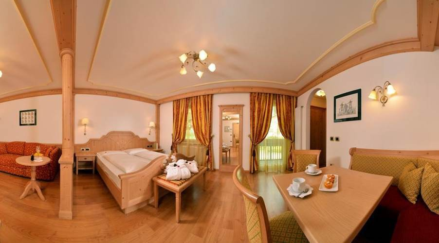 Hotel Andreas - Rooms