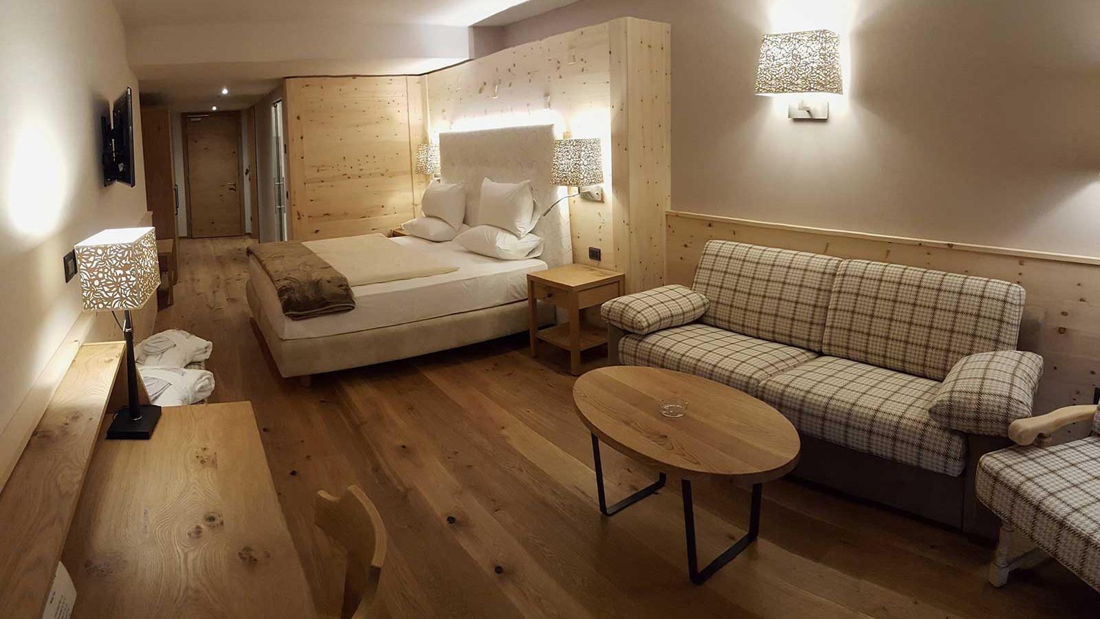 Hotel Cesa Tyrol - Rooms
