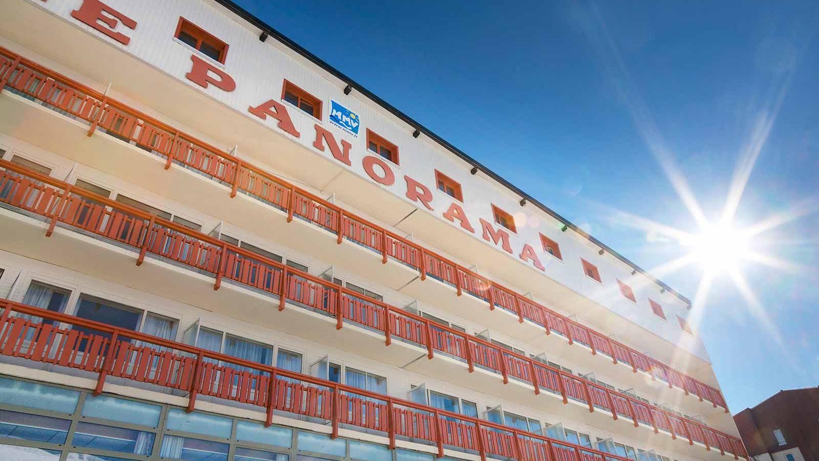Hotel Club Les Panorama, Les Deux Alpes - Exterior