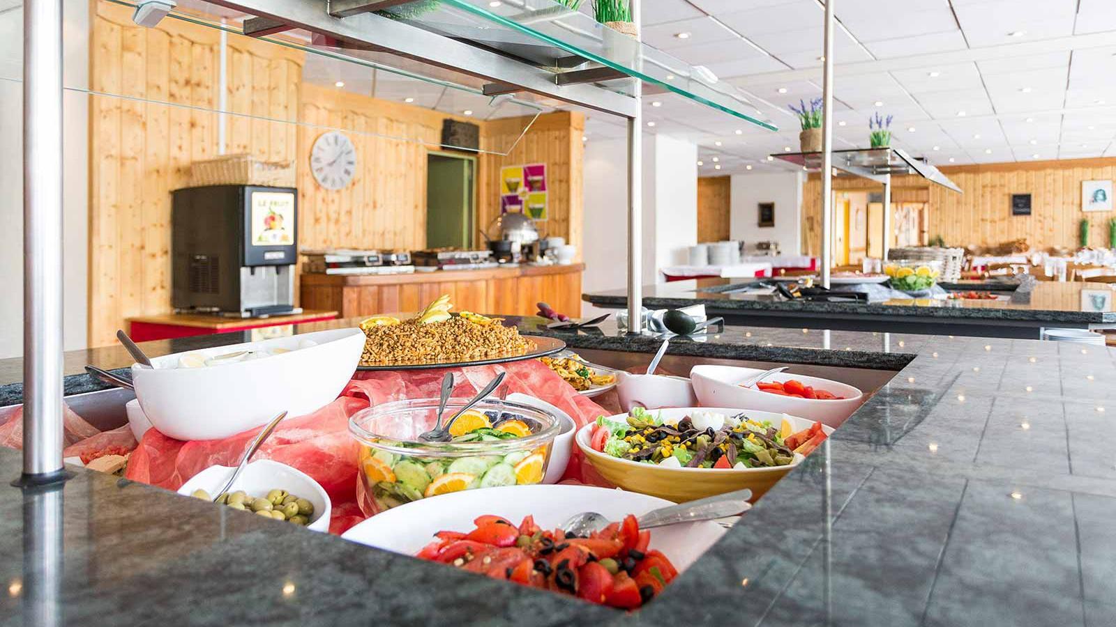 Hotel Club Les Panorama, Les Deux Alpes - Food