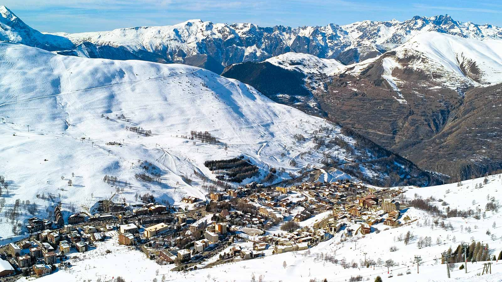 Hotel Club Les Panorama, Les Deux Alpes - Resort