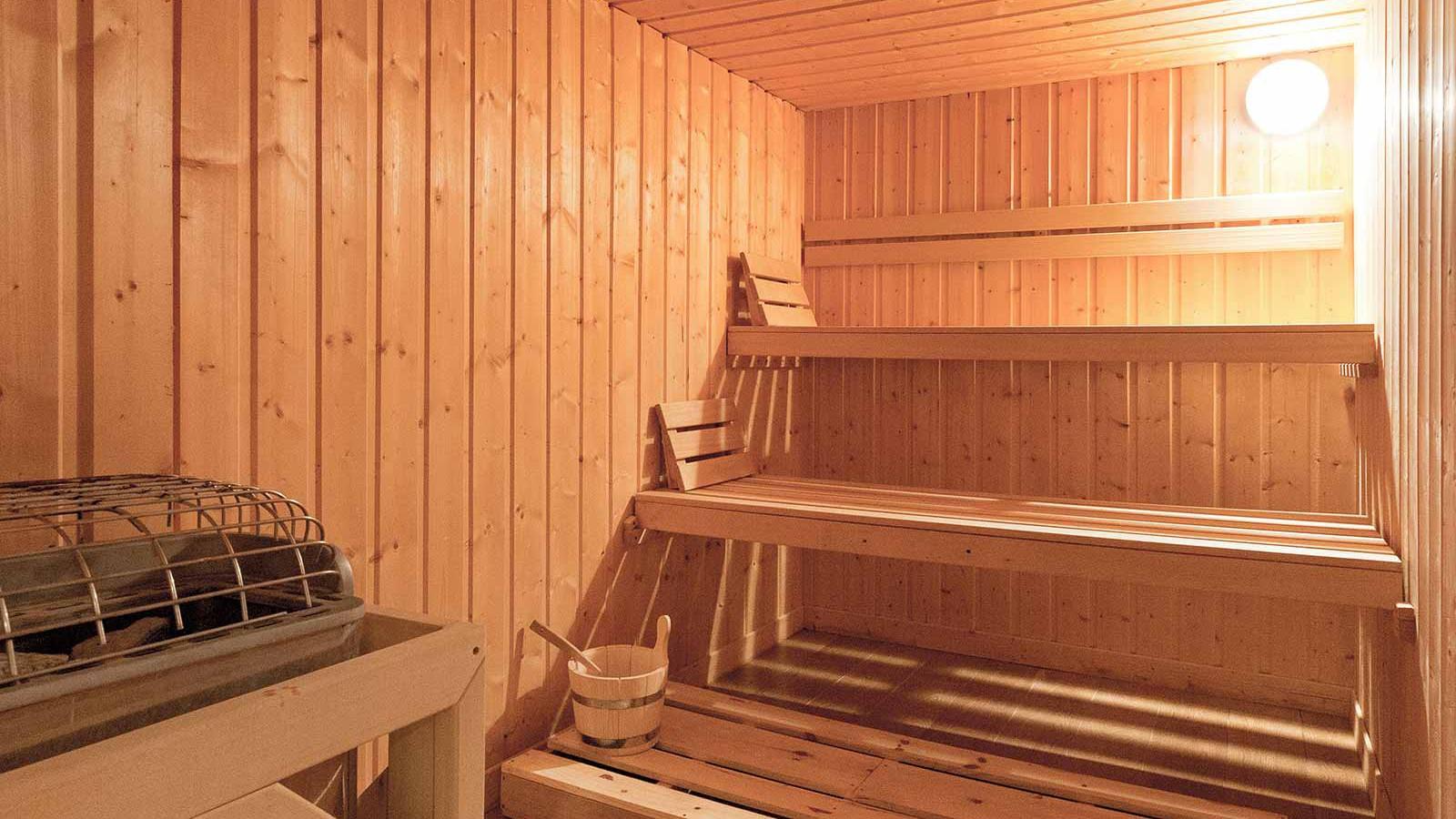 Hotel Club Les Panorama, Les Deux Alpes - Sauna
