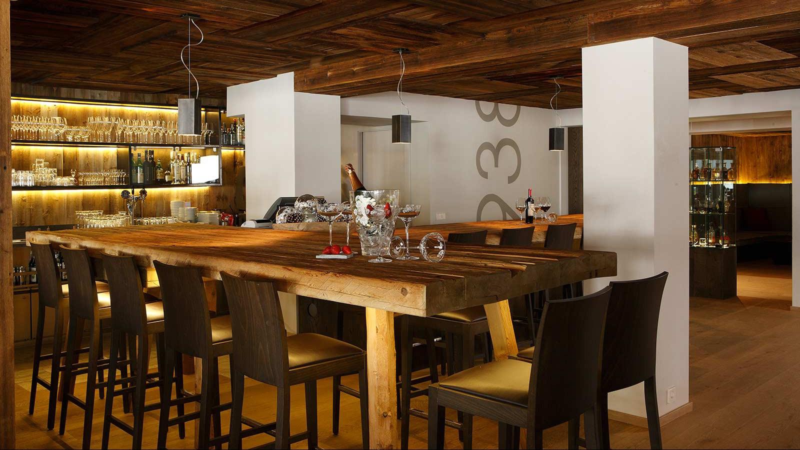Hotel Col Alto, Corvara and Colfosco - Bar