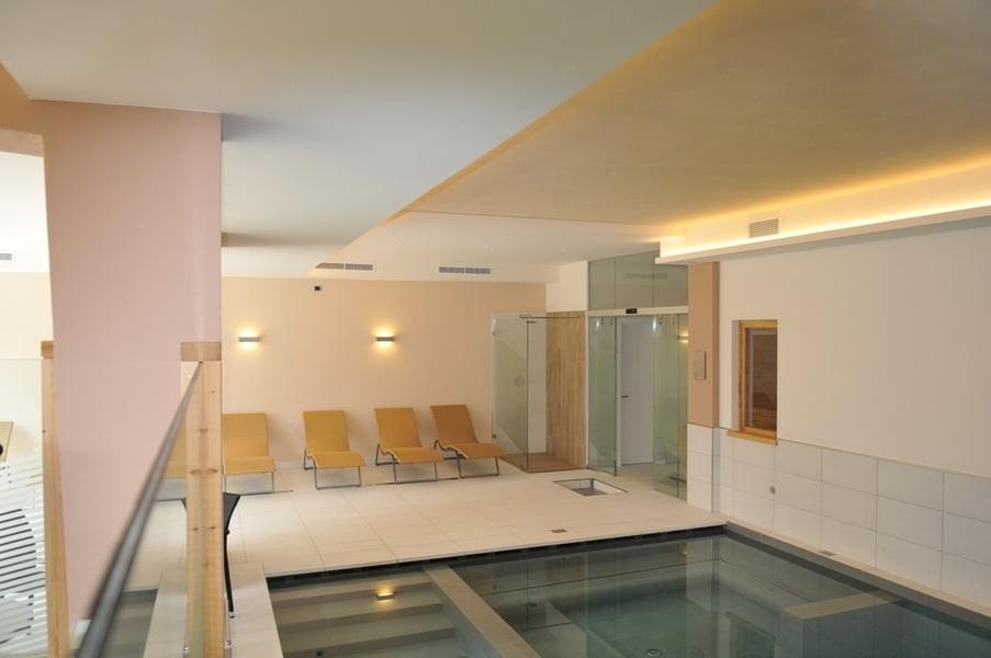 Hotel Cristallo - Pool