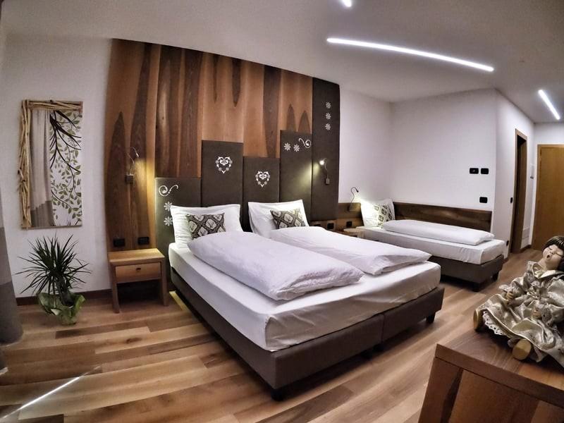 Hotel Cristallo - Room