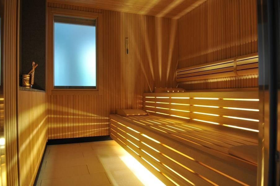 Hotel Cristallo - Sauna