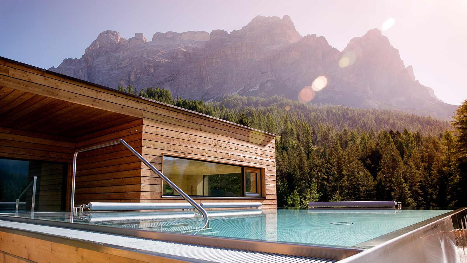 Hotel Gran Paradiso - Exerior pool