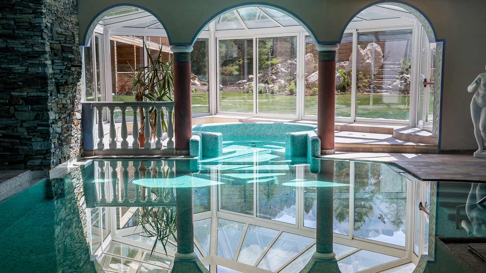 Hotel Gran Paradiso - Pool