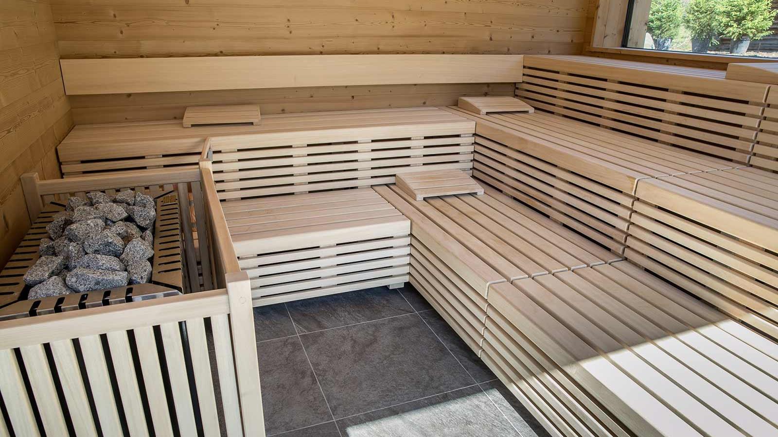 Hotel Gran Paradiso - Sauna