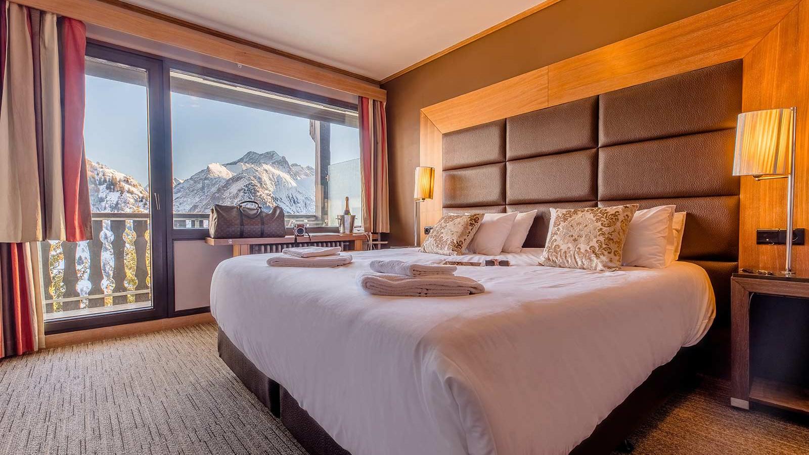 Hôtel Ibiza, Les Deux Alpes - Chambres