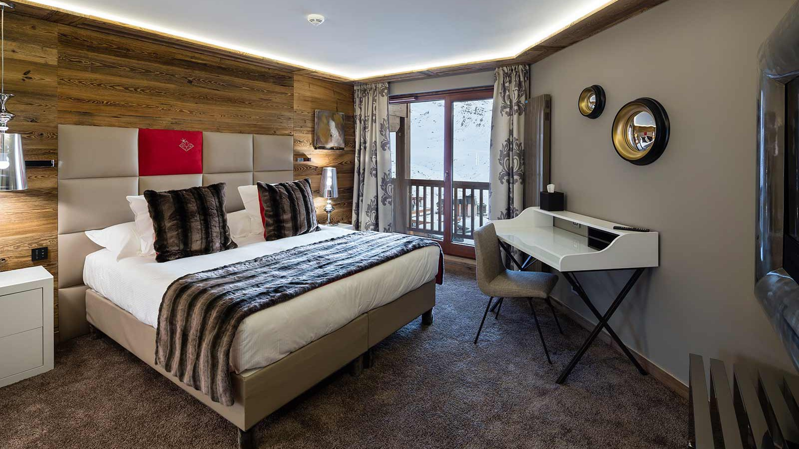 Hotel Koh-I Nor, Val Thorens -  Duo room 26m2