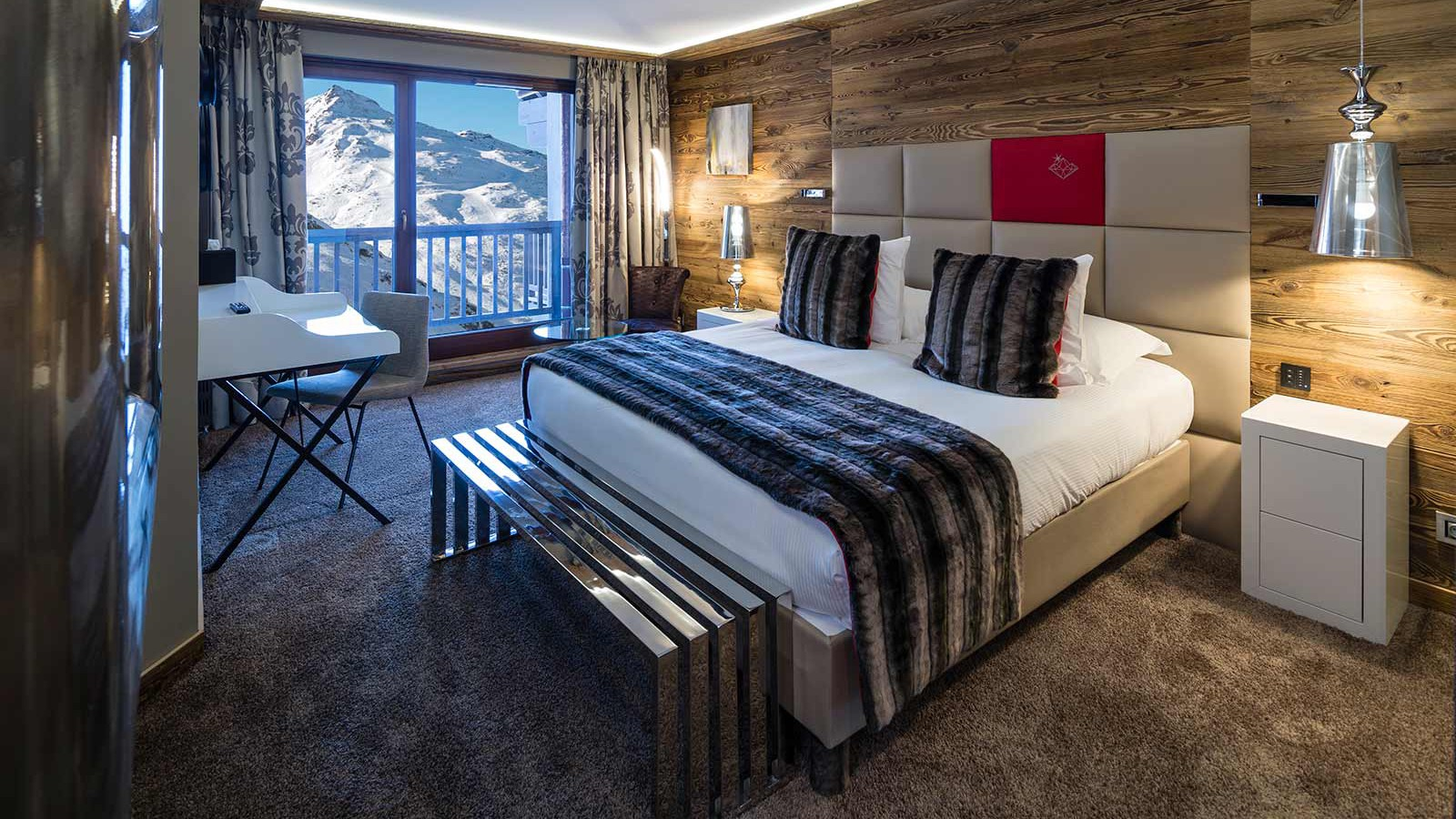 Hotel Koh-I Nor, Val Thorens - Superior-room-34m2