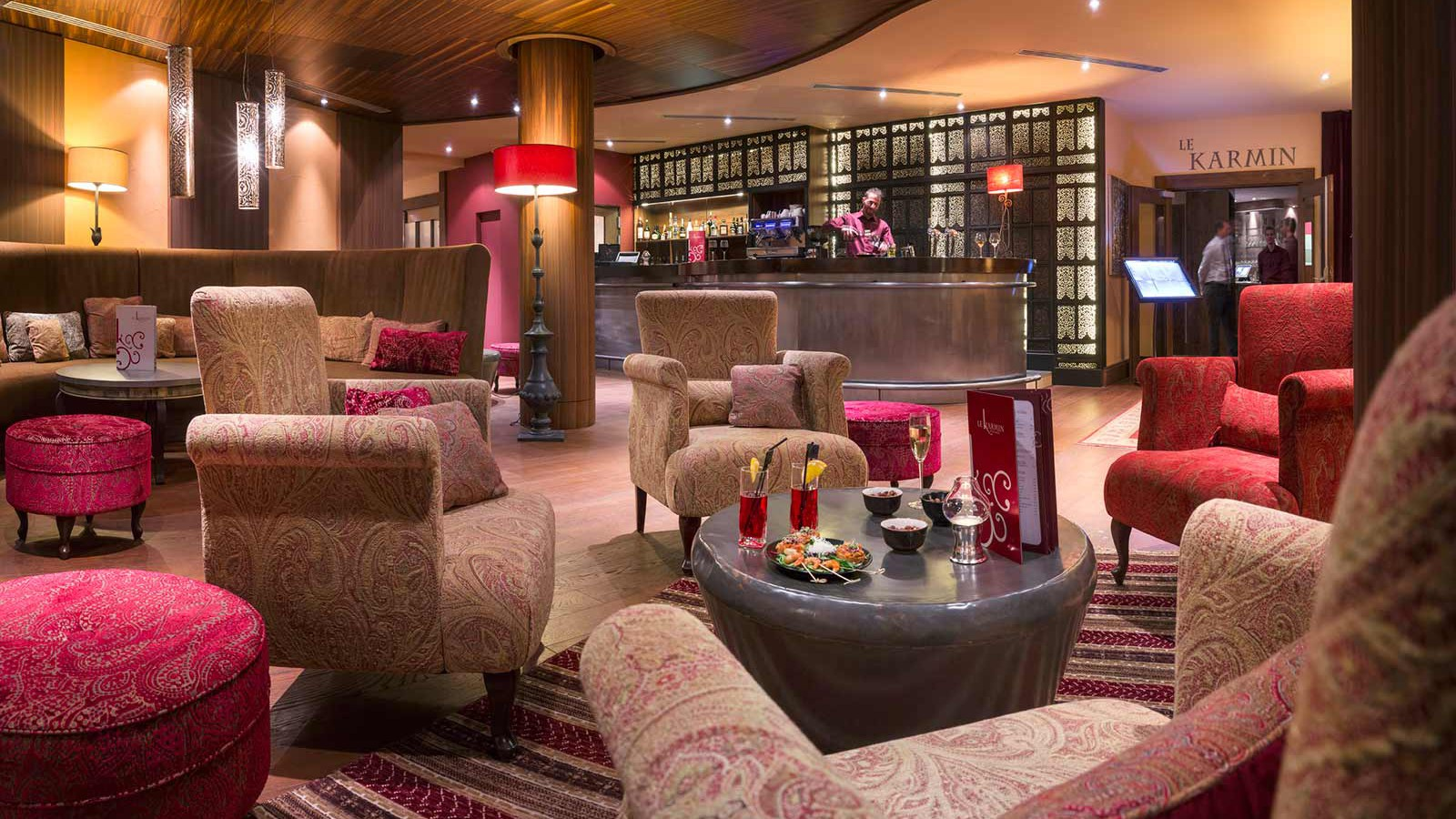 Hotel Le Hameau du Kashmir, Val Thorens - Lounge