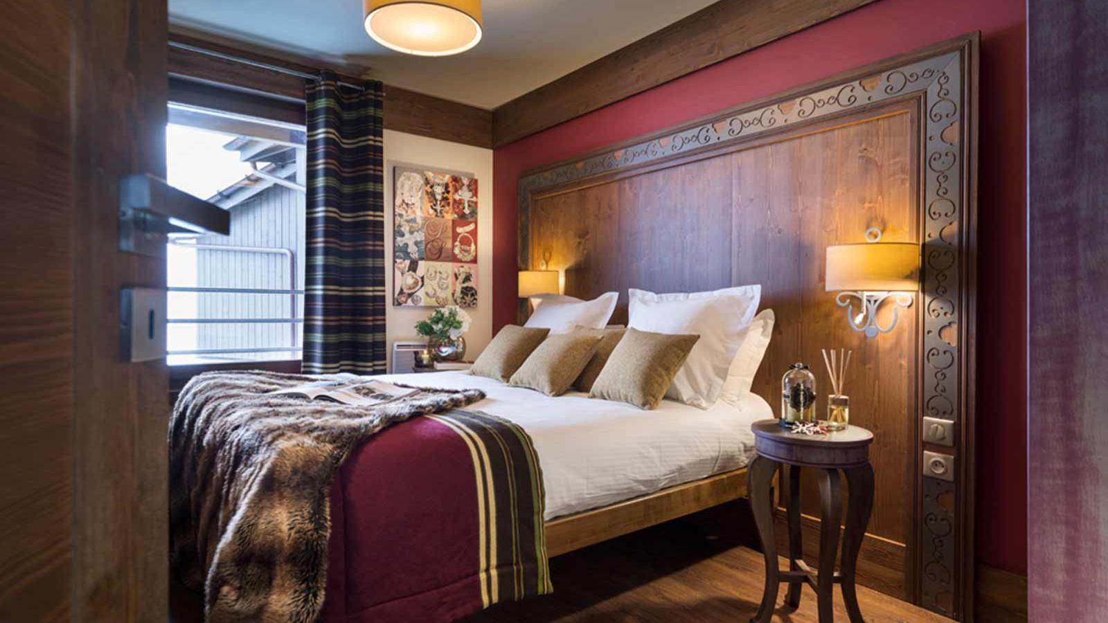 Hotel Le Hameau du Kashmir, Val Thorens - Rooms