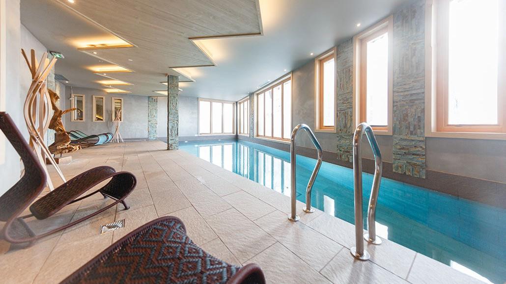 Hotel Le Taos, Tignes - Pool