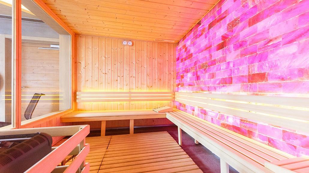 Hotel Le Taos, Tignes - Sauna