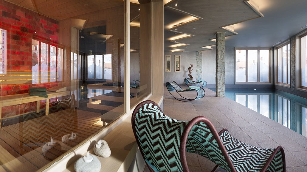 Hotel Le Taos, Tignes - Wellness