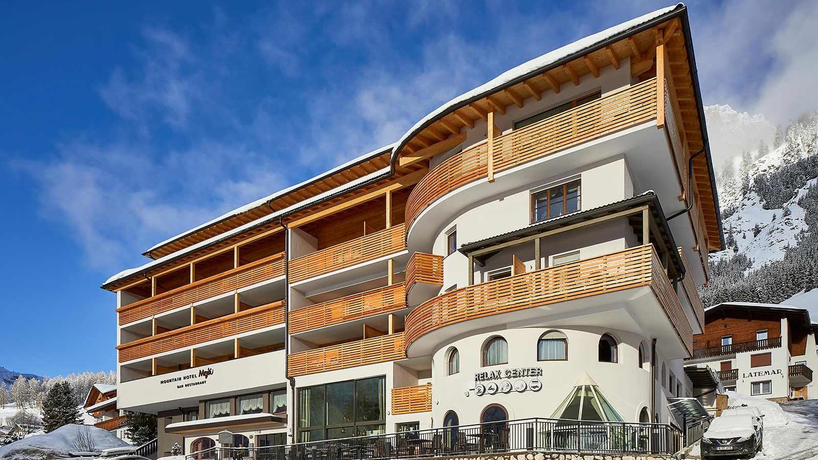 Hotel Mezdi, Corvara and Colfosco - Exterior