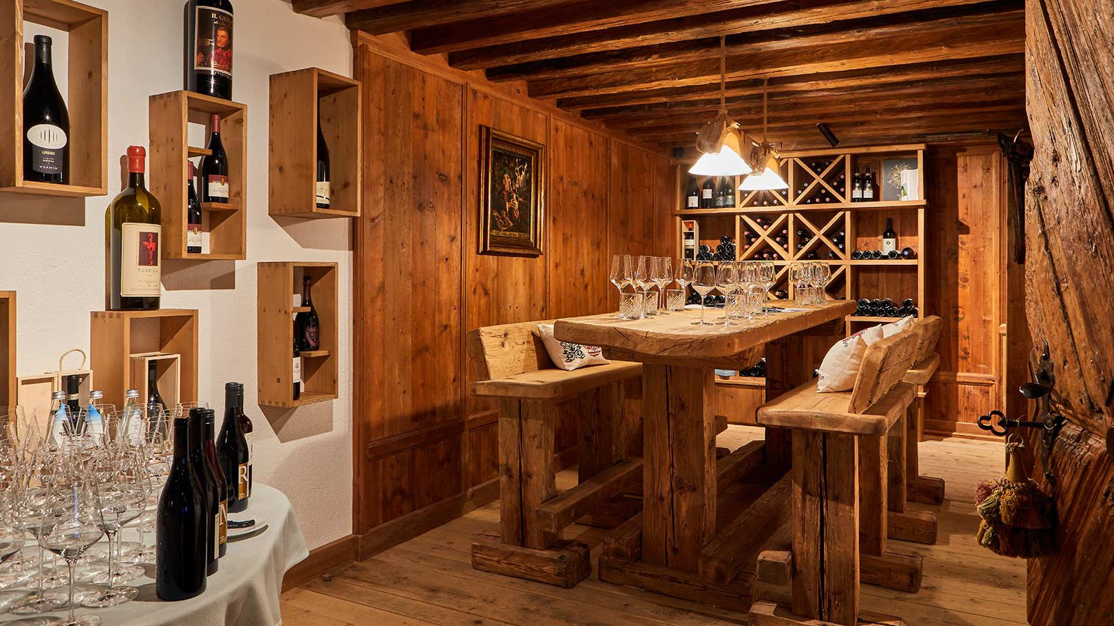 Hotel Sassongher, Corvara and Colfosco - Dining