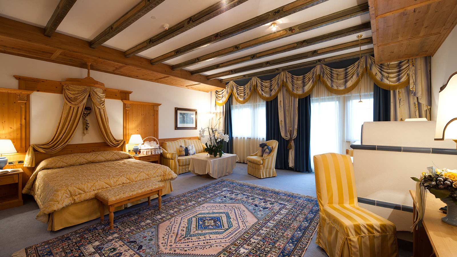 Hotel Sassongher, Corvara and Colfosco - Suite