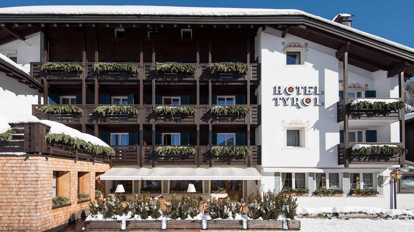 Hotel Tyrol, Selva Val Gardena - Exterior