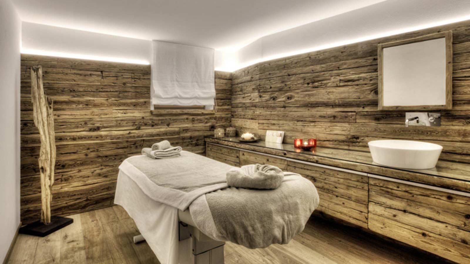 Hotel Tyrol, Selva Val Gardena - Massage