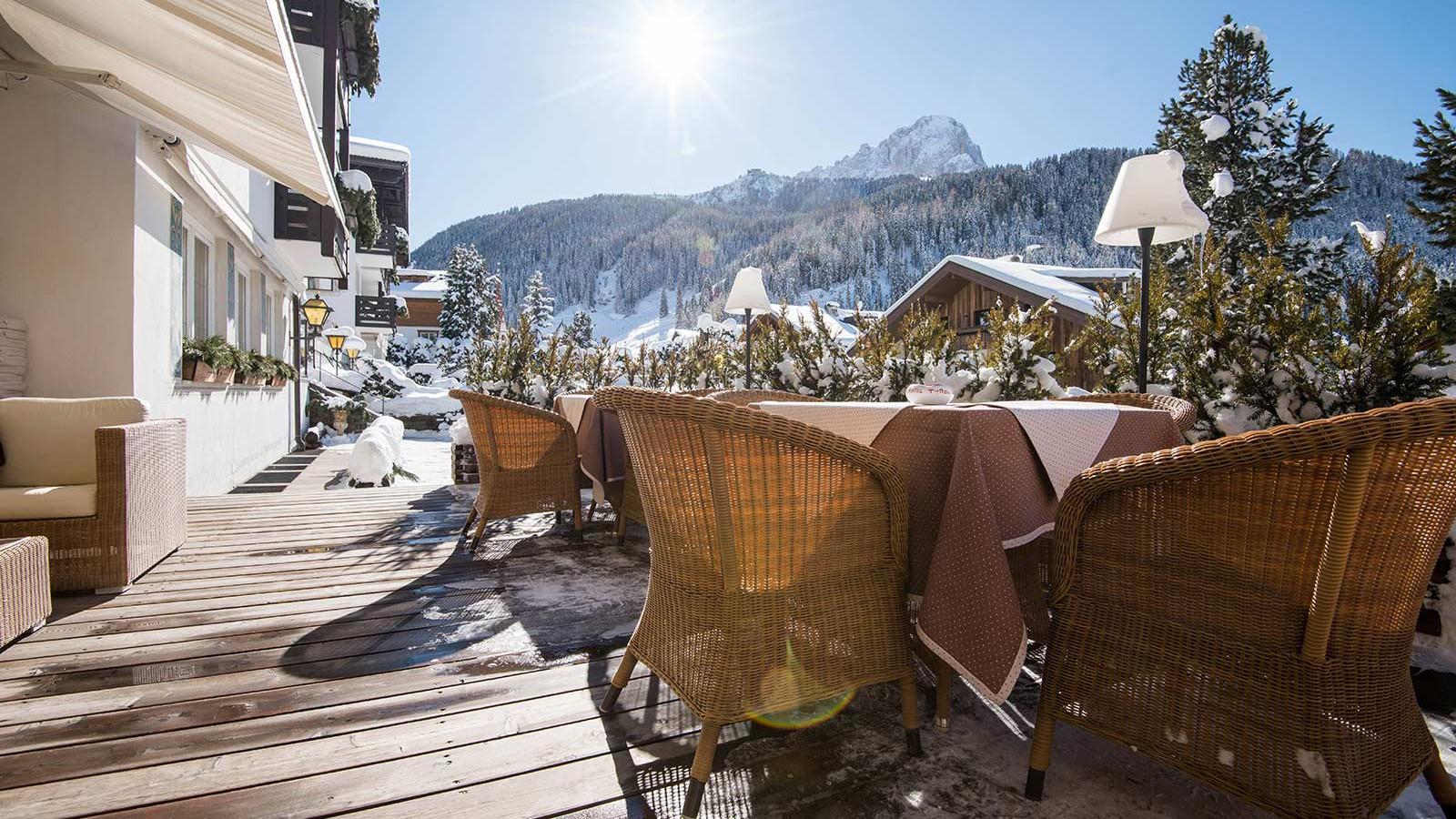 Hotel Tyrol, Selva Val Gardena - Outside