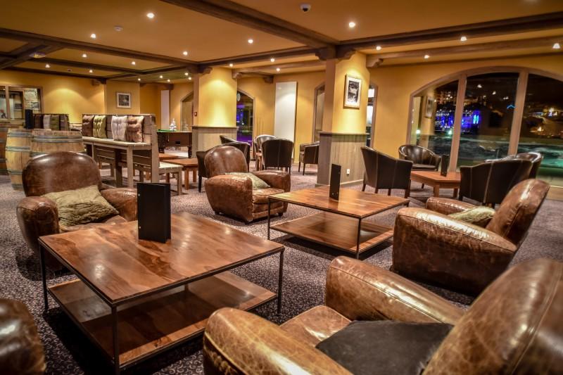 Lounge - Hotel Vancouver, La Plagne, France