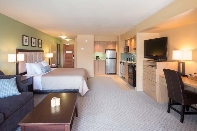 Crystal Lodge, Whistler, Canada, Junior King Studio Suite