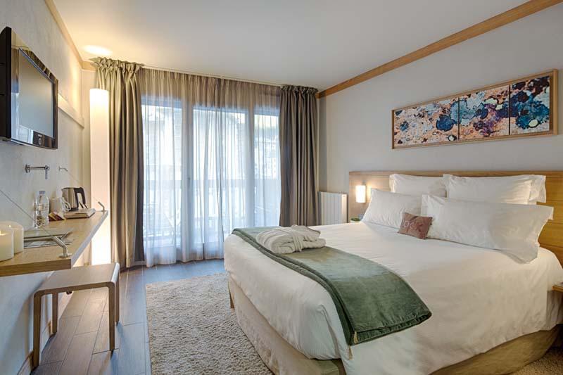 Hotel Le Morgane - Bedroom