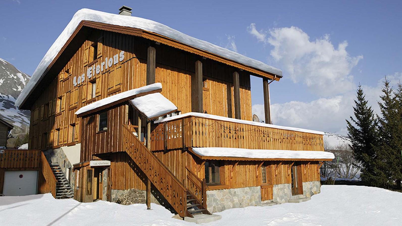 Chalet Les Eterlous Exterior, Alpe D'Huez