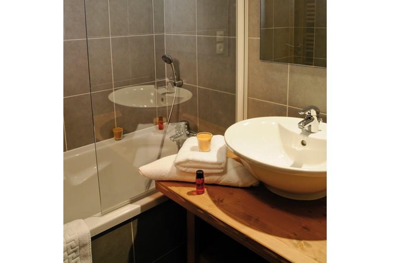 Residence Le Roc Belle Face bath, Les Arcs