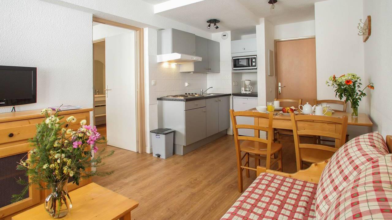 Le Rond Point Des Pistes, Tignes - Apartments 4